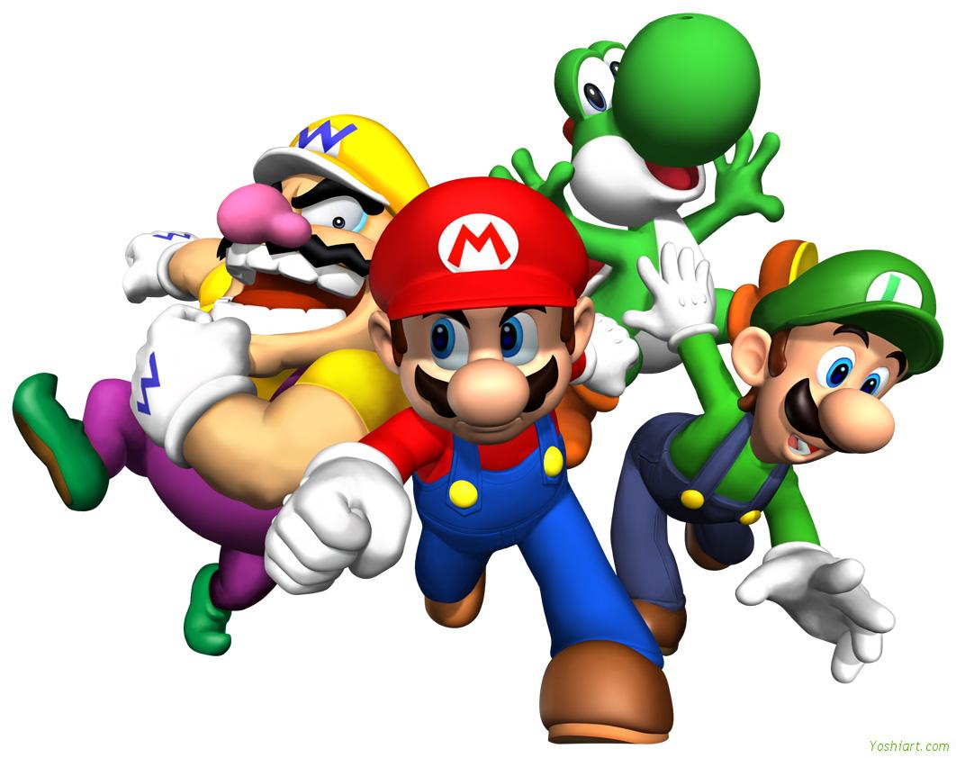 Play super Mario