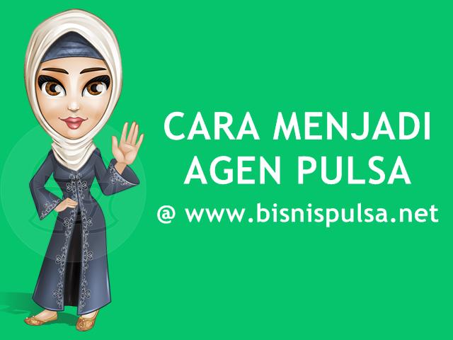 Cara Daftar Menjadi Agen Pulsa Kuota Murah Bersama BisnisPulsa.net