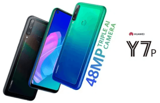 Huawei Y7p launched in the Philippines, priced at Php9,990