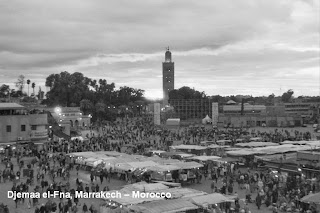 marrakech djemaa el-fna