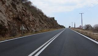 Συντήρηση-σήμανση και βελτίωση του επαρχιακού οδικού δικτύου της Π.Ε Πρέβεζας