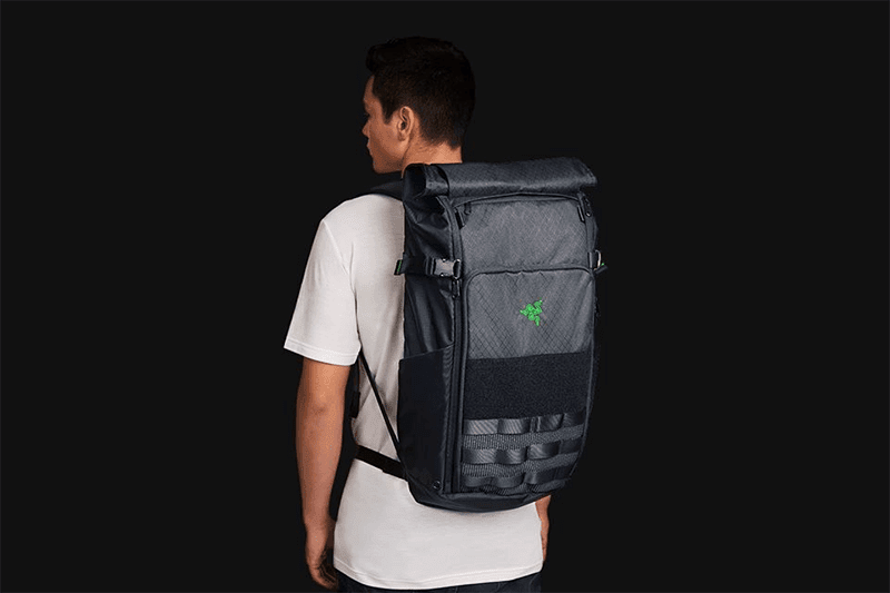 Razer Tactical Backpack V2 series now available in the Philippines!