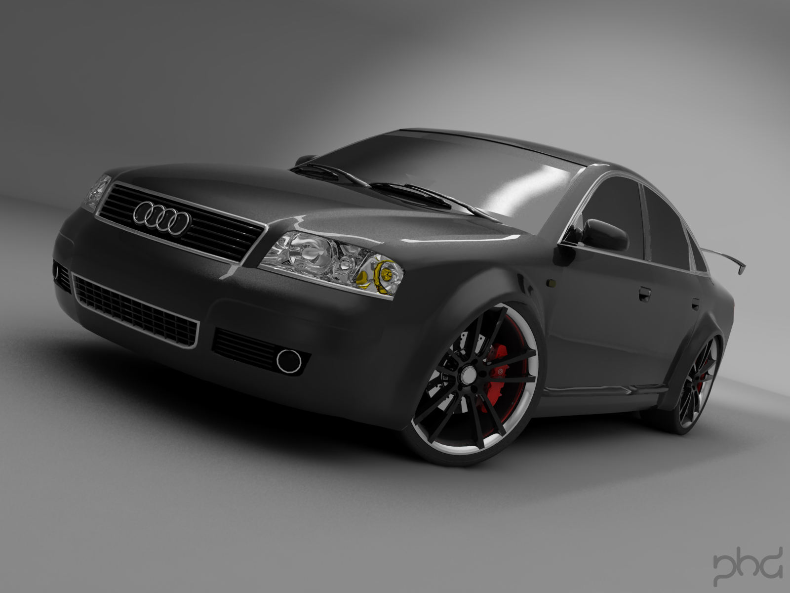 audi a6 2002 tuning photoshop tuning virtual tuning. Black Bedroom Furniture Sets. Home Design Ideas