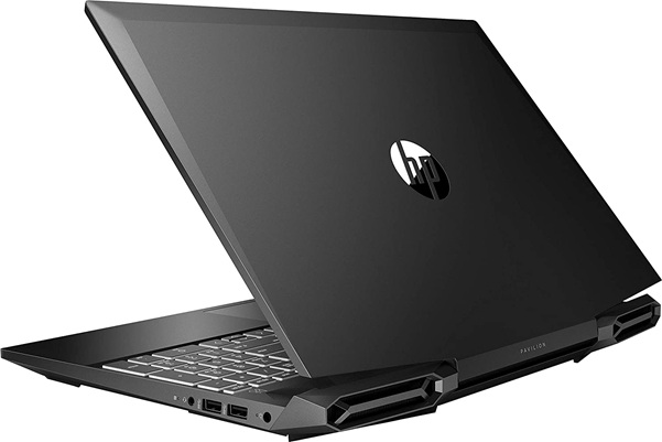HP Gaming Pavilion 15-dk0026ns: portátil Core i7 con disco SSD (1 TB) y gráfica GeForce GTX 1650 (4 GB)
