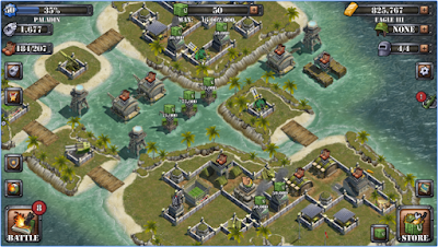 Battle Islands Mod Apk2