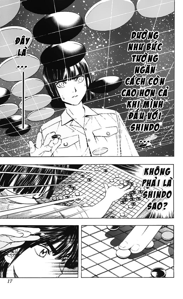 Hikaru No Go hikaru no go chap 35 trang 13