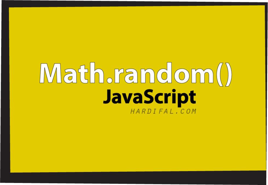 Angka acak math random pada javscript