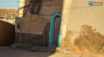 منزل تقليدي في وادي مزاب