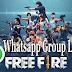 Free Fire Whatsapp Group Links 2019