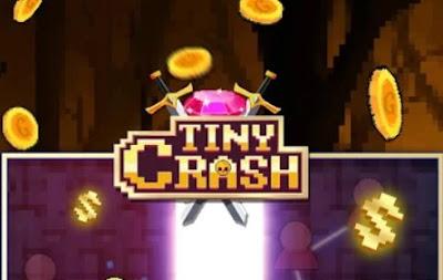 Cara Mendapatkan Dollar Gratis dari Tiny Crash