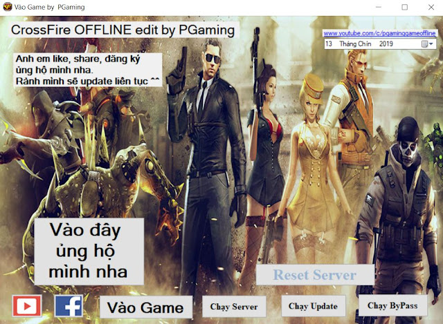 Tải game đột kích offline - Download CF Offline Full PC 7