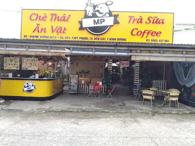 Thiết kế thi công quán trà sữa, cafe rẻ đẹp nhất