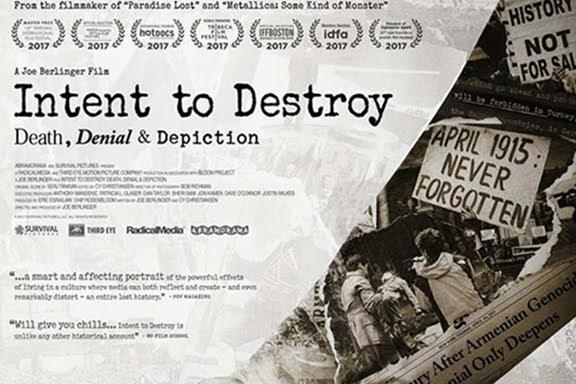 Nominan documental sobre el genocidio armenio al Emmy