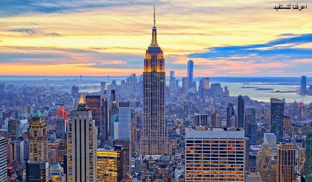 أفضل المدن السياحية في أمريكا