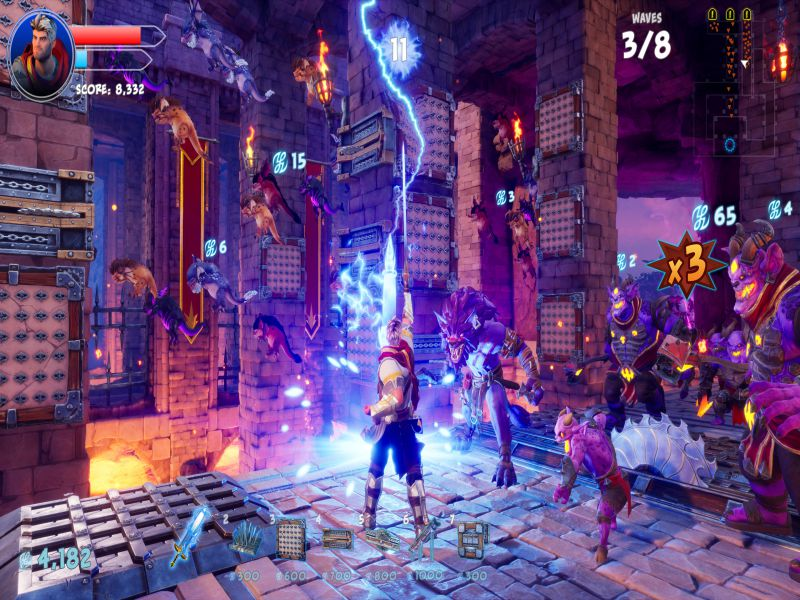 Download Orcs Must Die! 3 Free Full Game For PC