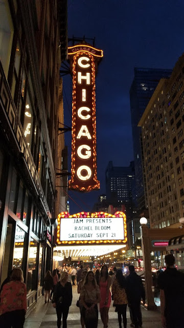 Rachel Bloom at the Chicago Theatre