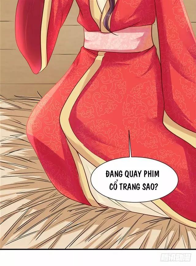 Đế Hoàng Chi Thần Y Khí Phi chap 0 - Trang 6