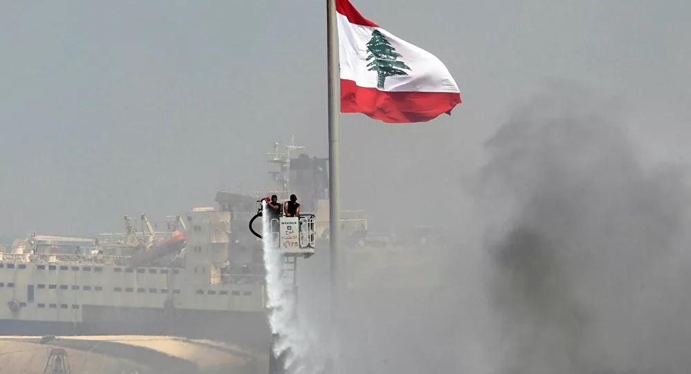 VIDEO : Beyrouth secoué par une nouvelle explosion, plusieurs morts