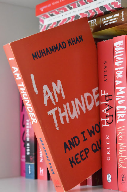 I Am Thunder Book Review | sprinkledpages