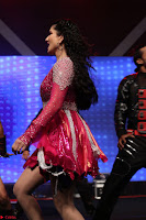 Sunny Leone Dancing on stage At Rogue Movie Audio Music Launch ~  271.JPG