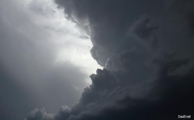 Nuage d'orage