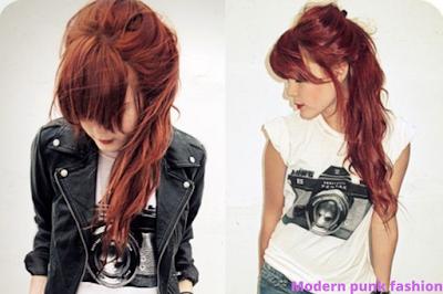 modern punk fashion