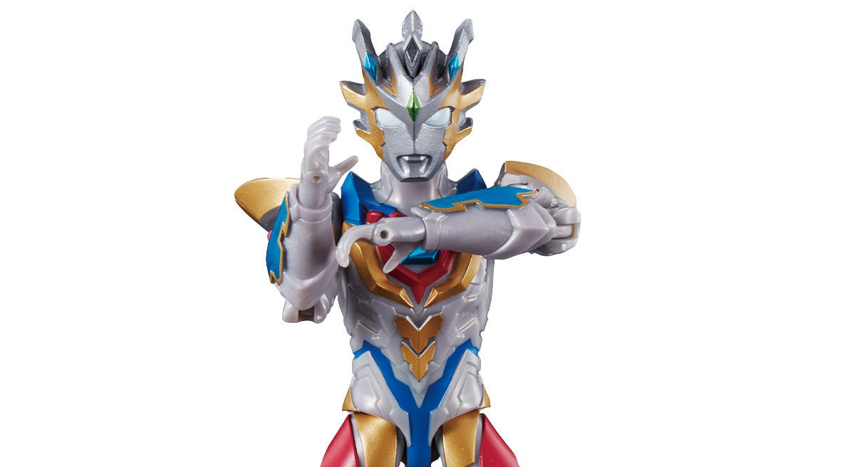 Ultra Action Figure Ultraman Z Delta Rise Claw Official ...