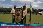 Kompi Senapan A Dapat Penghargaan Tameng Terbaik Danyonif Raider 509 Jember