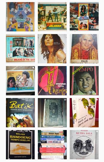 Katalog Belanja Buku Lawas Update