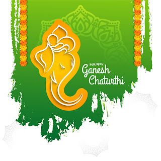 Indian festival celebrations Ganesh Chaturthi Wishes greetings