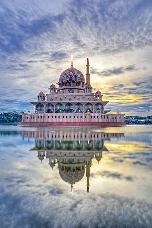 Withdrawn Offering - The Putra Mosque, Malaysia