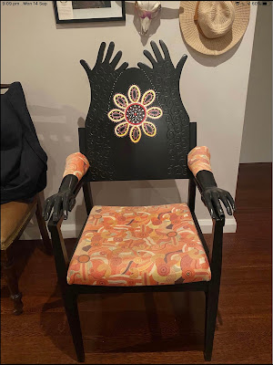 Weird Finds on Facebook Marketplace - The Hand Chair