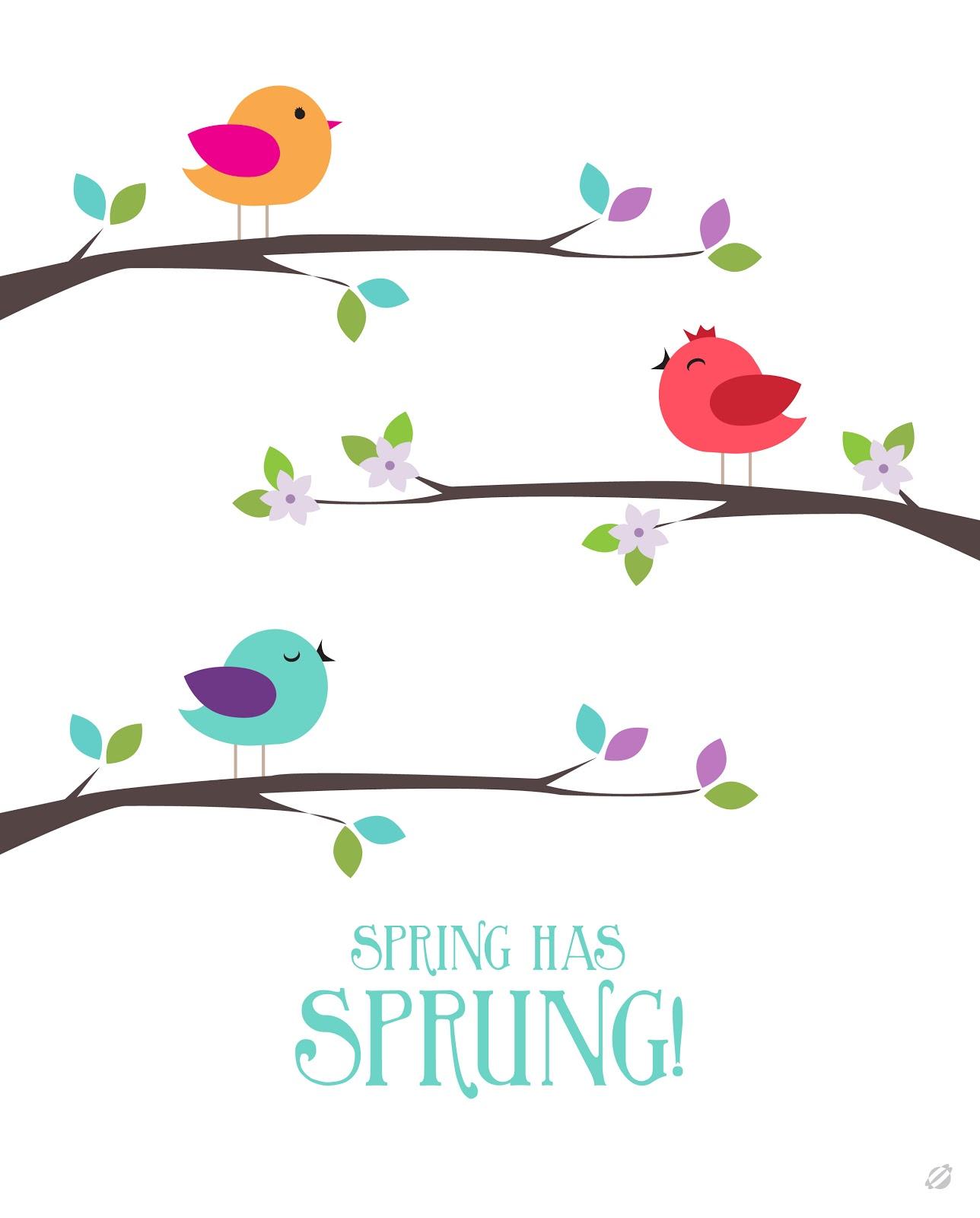 LostBumblebee: Spring Has SPRUNG!
