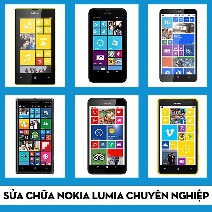 Thay mặt kính Nokia 6