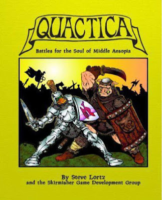 Quactica: Battles for the Soul of Middle Aesopia