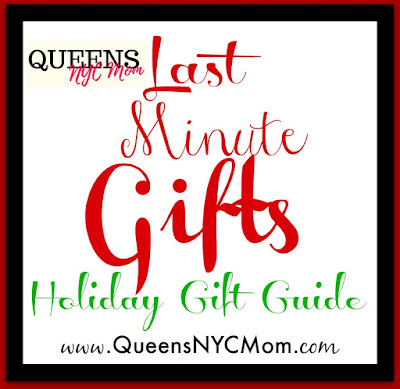 Last Minute Gifts #HGG #Christmas ~ QueensNYCMom