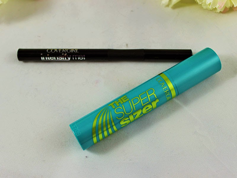 covergirl eyeliner and mascara