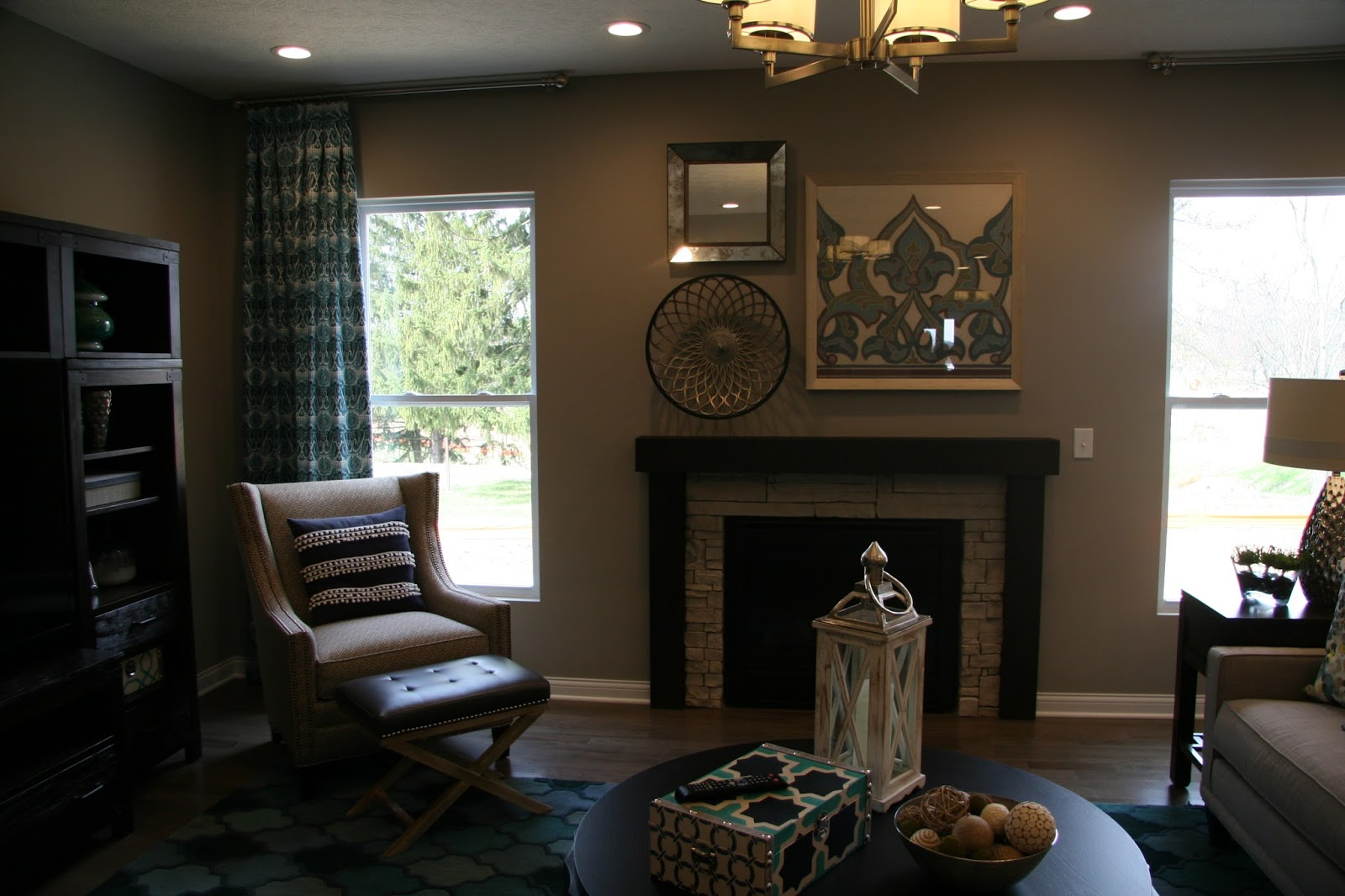 Every time I stepped into a new room I gasped with delight  the second time  I toured the Minerva Park home  I was genuinely shocked how much the  furniture. M I Homes  Minerva Park   A City Explored
