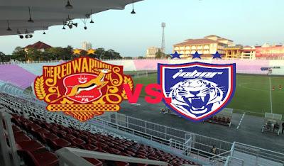 Live Streaming Kelantan vs JDT FC Piala Malaysia 17 Ogos 2018
