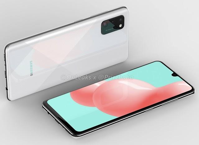 سعر ومواصفات هاتف Samsung Galaxy A41