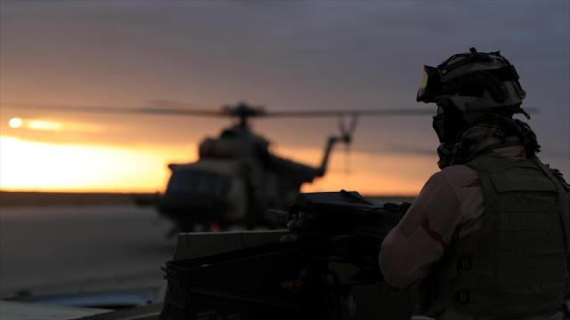 Ataques de Irán matan a decenas de soldados estadounidenses en Irak