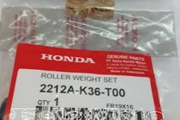 Roller Standar Vario 125