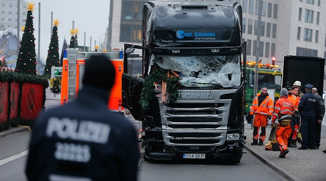 Berlin Police Detained 'Wrong man,' Armed Truck Attacker Still At Large
