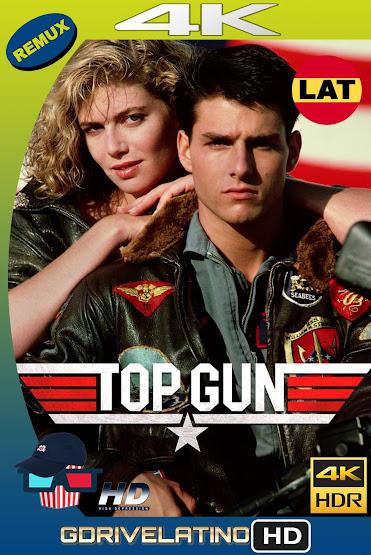 Top Gun: Pasión y Gloria (1986) BDRemux 4K HDR Latino-Ingles MKV