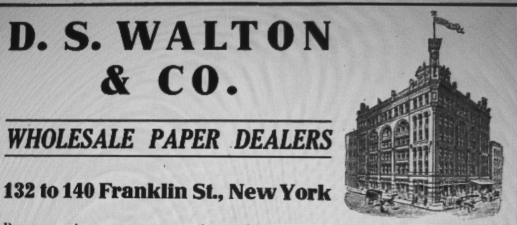 Daytonian In Manhattan The Nat L Folding Box Co