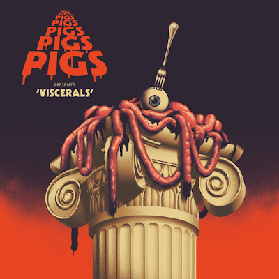 """Pigs' 2020 doom metal album, """"Viscerals"""". Irony will eat itself, but has this band lost its soul in the process?"""