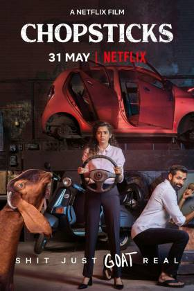Chopsticks 2019 Dual Audio Hindi 300MB Movie Download