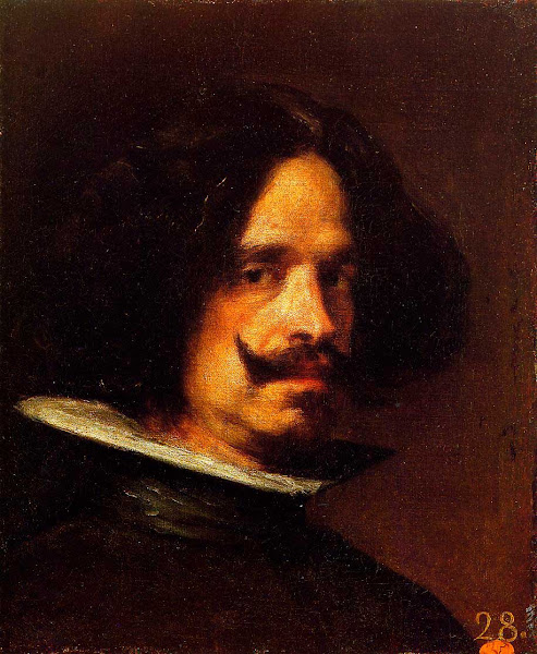 Диего Веласкес - Автопортрет (1640)