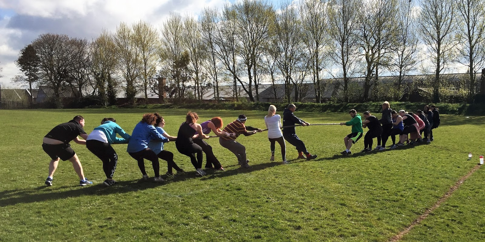 pete yardley fitness boot camp wolverhampton