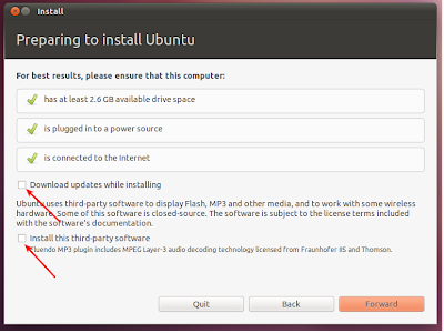 Things to do After Installing Ubuntu 11.10